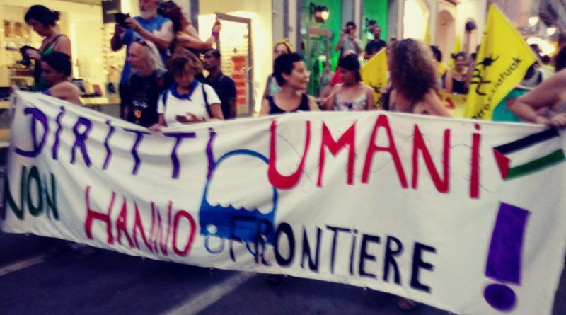 Chiusura porti: la Sicilia delle associazioni non ci sta!