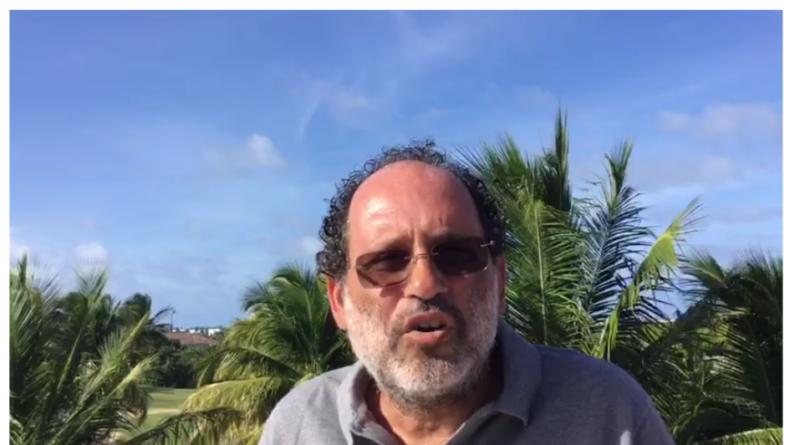 Antonio Ingroia: << In Venezuela è in atto un colpo di Stato>>