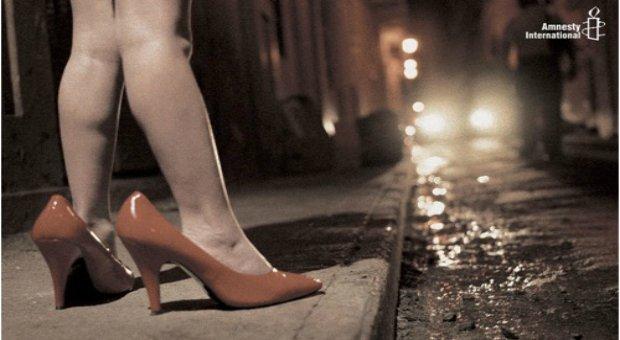Nell'Italia del 2019 esiste una vasta schiavitù sessuale