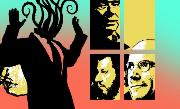 Il Cavalier Condorelli, il Cavalier Berlusconi e l'omertà istituzionale