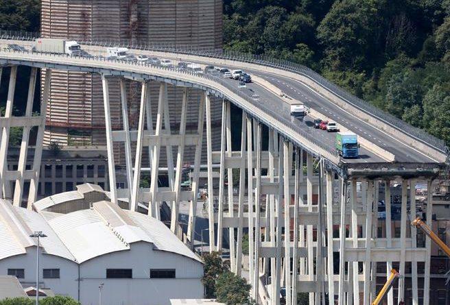 Per chi non ha mantenuto il Ponte Morandi sanzioni non miliardi. 18 giugno manifestazione a Genova