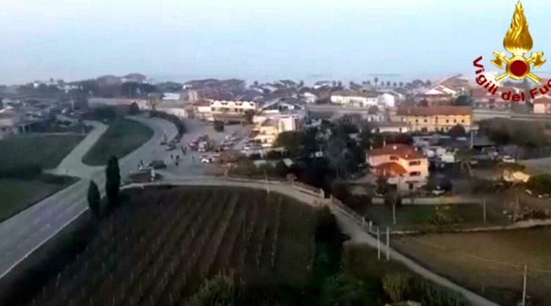 Abruzzo, impianto che lavora con Esercito e Nato, 8 mesi fa l'esplosione che uccise 3 operai