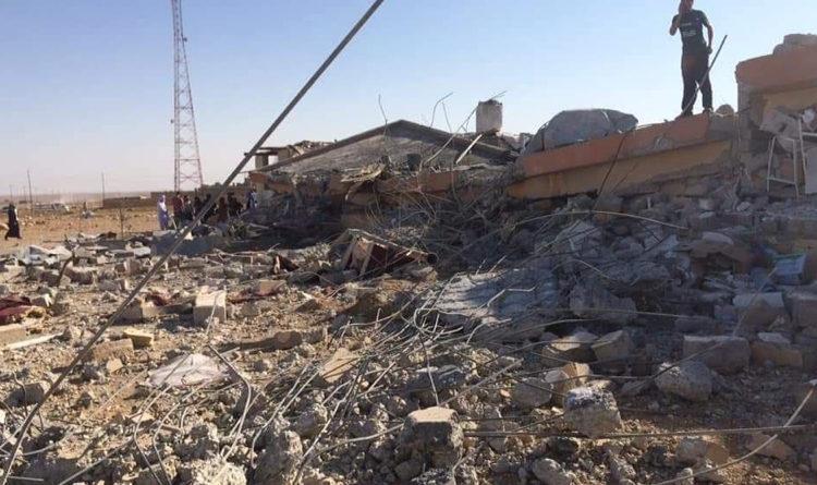 Iraq nord-occidentale: appello per Shengal massacrata dai droni turchi